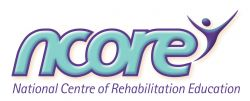 NCORE (National Centre of Rehabilitation Education) logo