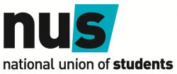 NUS (National Union of Students) logo