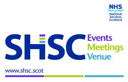 SHSCEvents – NHS National Services Scotland logo