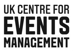 UK Centre for Events Management  School of Events, Tourism and Hospitality Management  logo