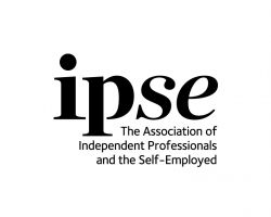 IPSE (Association of Independent Professionals and the Self-Employed) logo