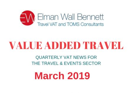 Value Added Travel News: March 2019 image