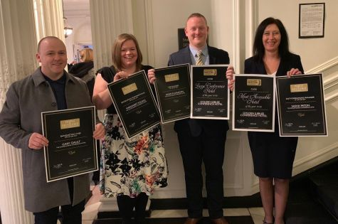 Golden Jubilee Hotel wins again image