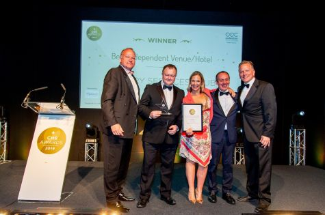 Double Award Win for the Victory Services Club image