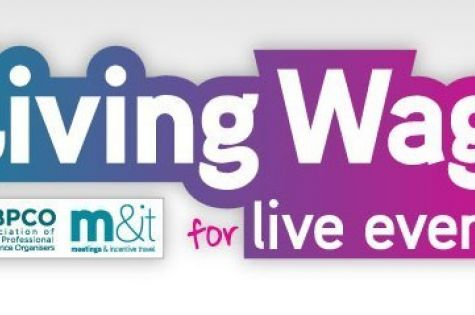 M&IT and ABPCO launch Living Wage for Live Events  image
