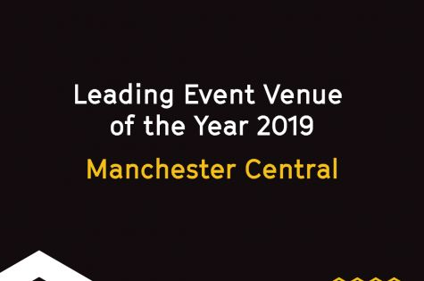 Manchester Central named 'Leading Venue'  image