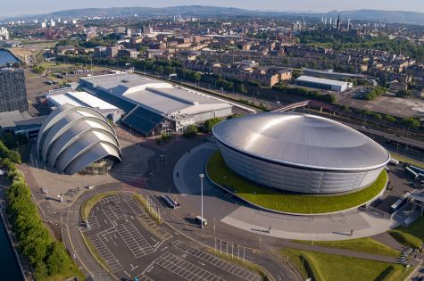 Scottish Event Campus secures 2023 European hat-tr image