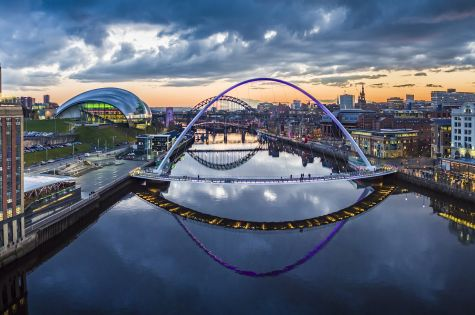 Geography conference heads for NewcastleGateshead image