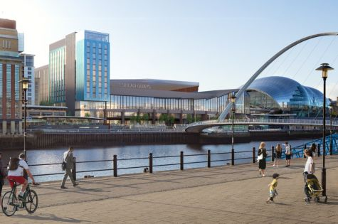 Significant investment ensures NewcastleGateshead  image