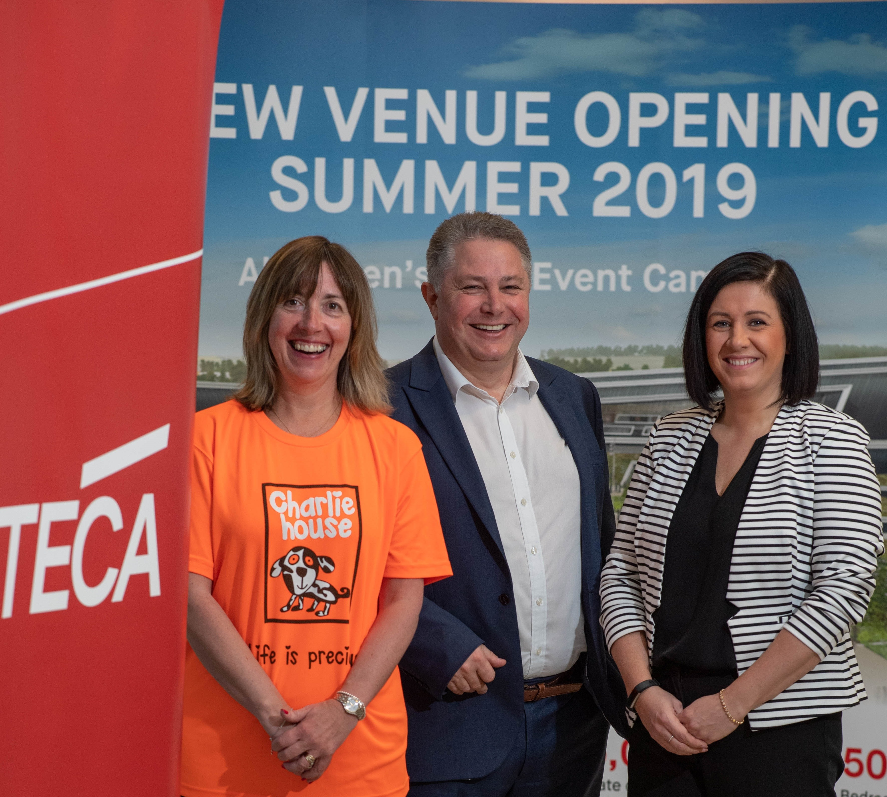 TECA choose to partner with children's charity  header internal