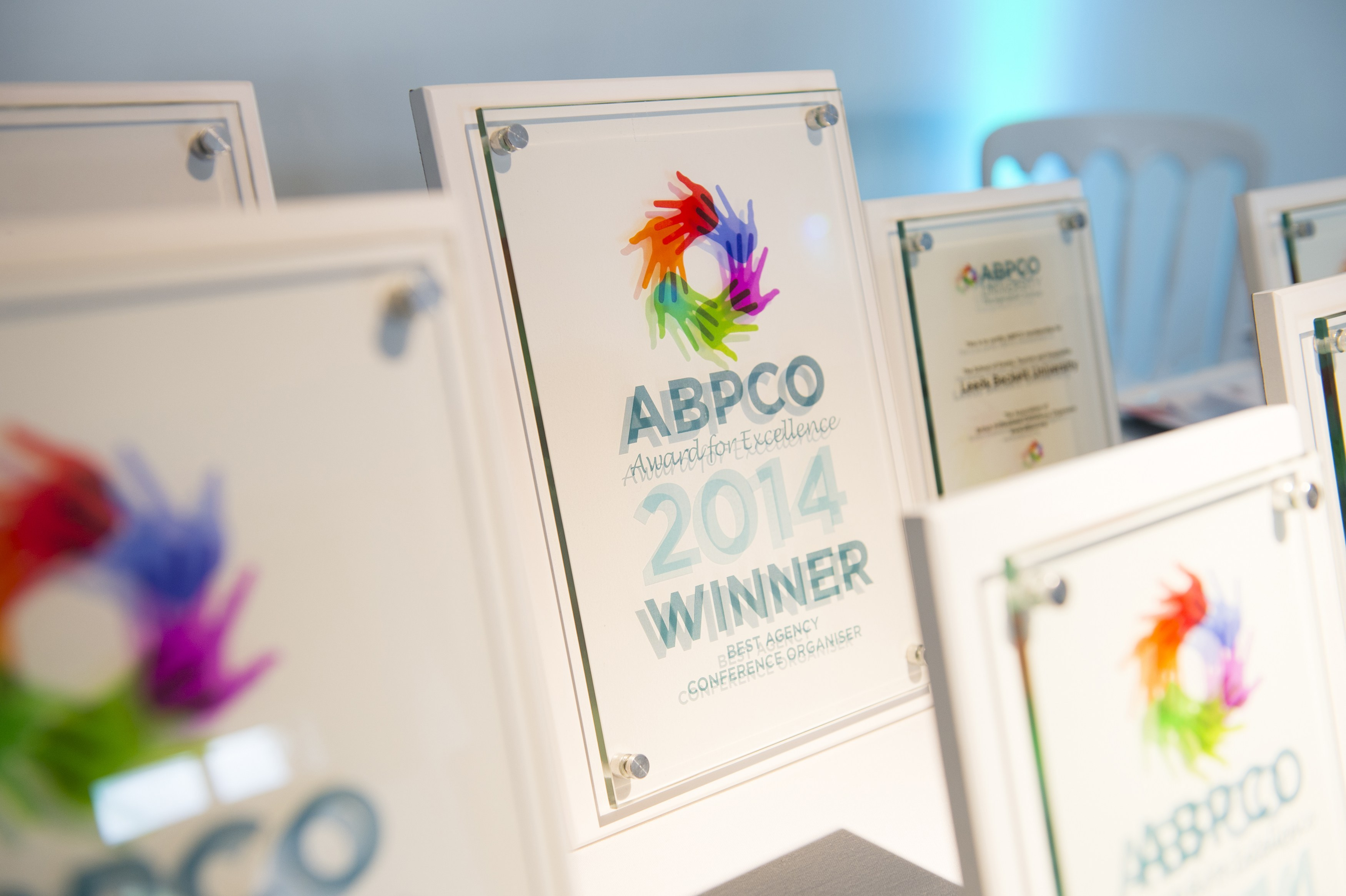 Shortlist revealed for ABPCO Excellence Awards header internal