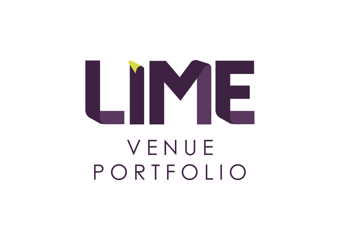 Lime Venue Portfolio 'Beyond Food' header internal