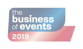 Business of Events registration header internal