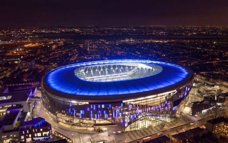 Tottenham Hotspur Stadium to Join Lime Venue Portf header internal