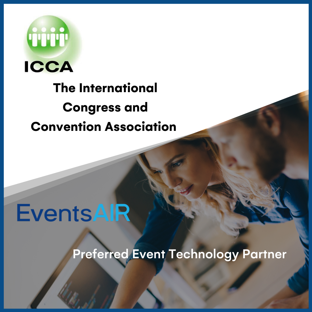 ICCA and EventsAIR announce industry partnership  header internal