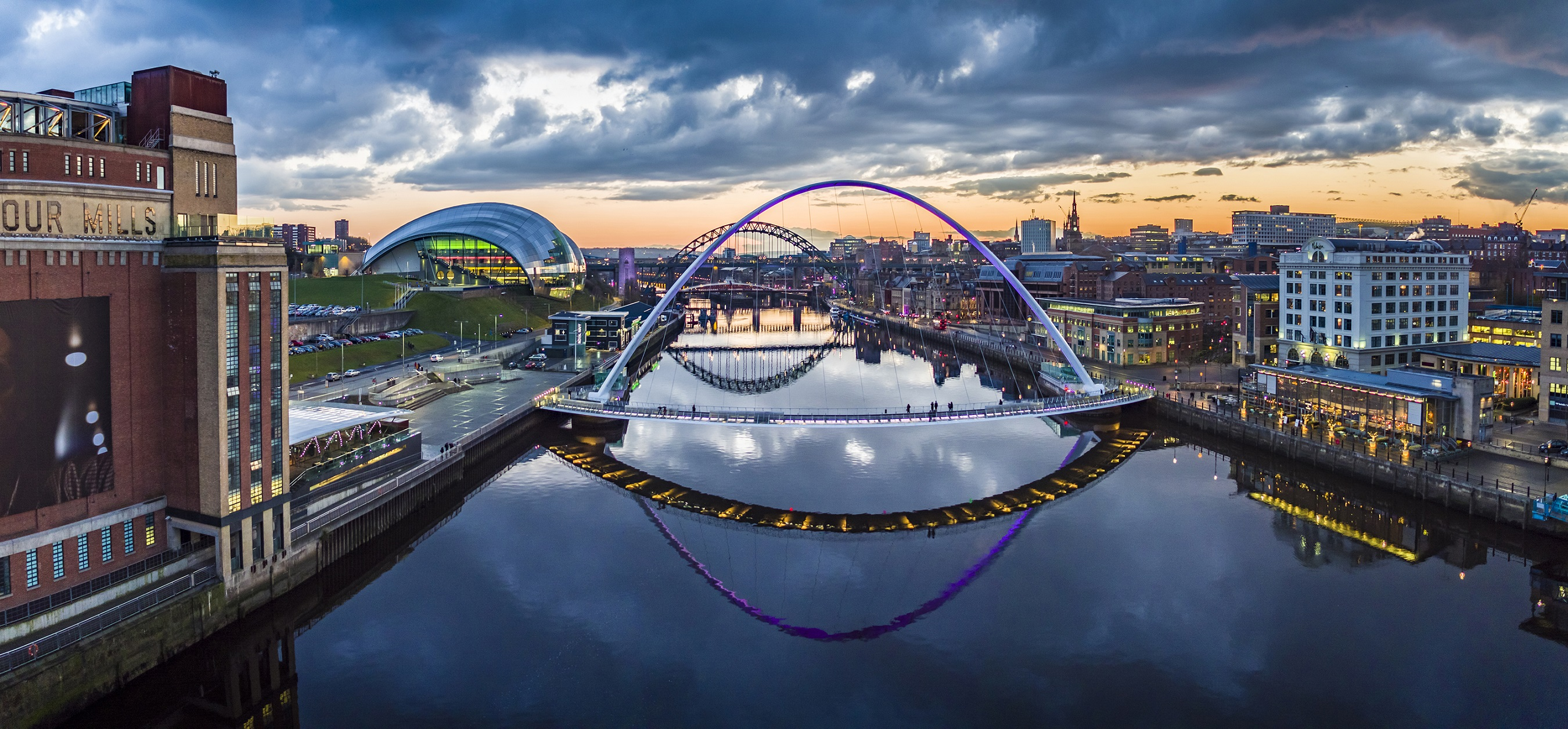 Geography conference heads for NewcastleGateshead header internal